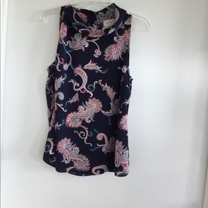 Laundry By Shelli Segal blouse $40 Size Large